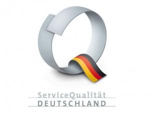 Logo ServiceQualität Deutschland